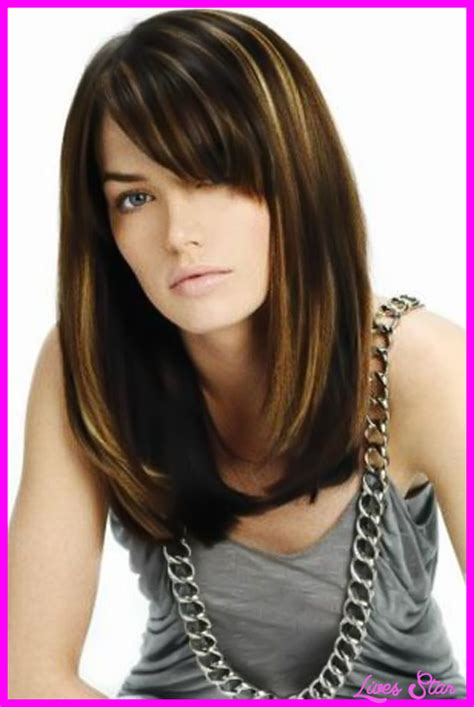 long bob with fringe long bob haircuts with fringe livesstar com