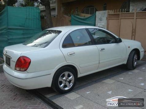 nissan sunny 2005 nissan sunny ex saloon 1 3 cng 2005 for sale in sahiwal