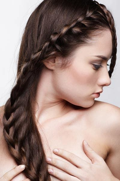 types of crown on head for hair styles hairstyles for women 2015 hairstyle stars