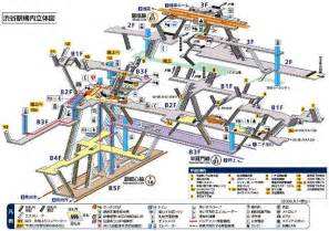 tokyo station floor plan tokyo railway labyrinth labyrinth or dungeon otemachi shibuya stations