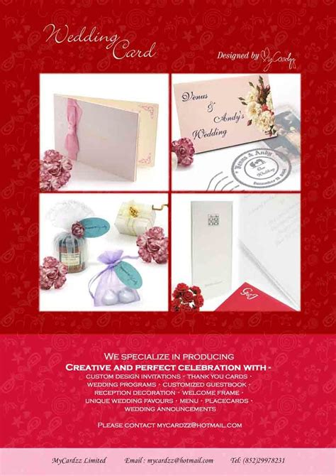 Wedding Invitation Card Taiwan by China Wedding Invitation Cards China Custom Design
