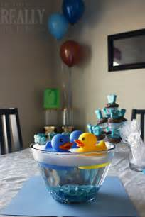 boy baby shower table centerpieces the team jacob baby shower is this really my is