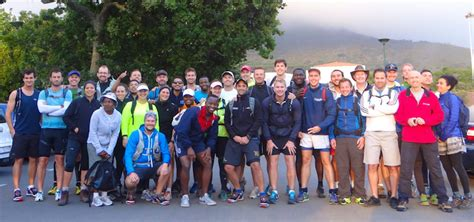 Uct Graduate School Of Business Mba Student Of The Eyar by Wilderness Stephen Cunliffe