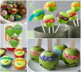 Ninja Turtle Birthday Decorations Ninja Turtle Party Ideas The Whoot