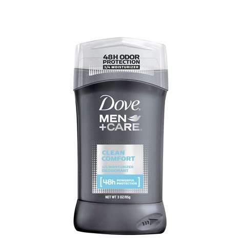 dove clean comfort dove men care clean comfort deodorant stick