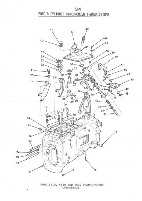 ford 4610 parts diagram ford 6610 engine diagram ford 8n engine diagram wiring