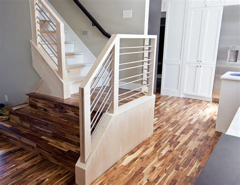Difference Between Banister And Balustrade by How To Give Your Stairwell That Look