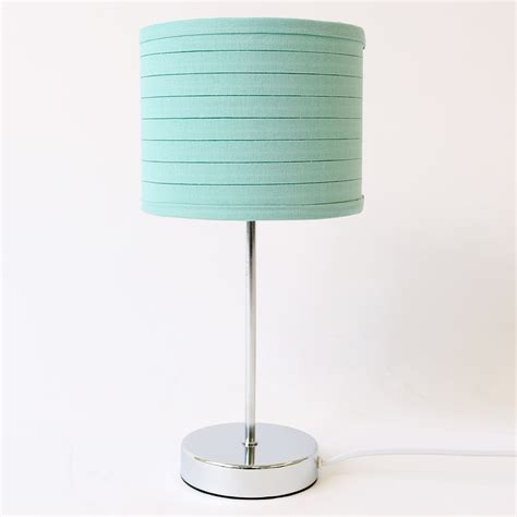 l table l with duck egg blue shade 194 163 http