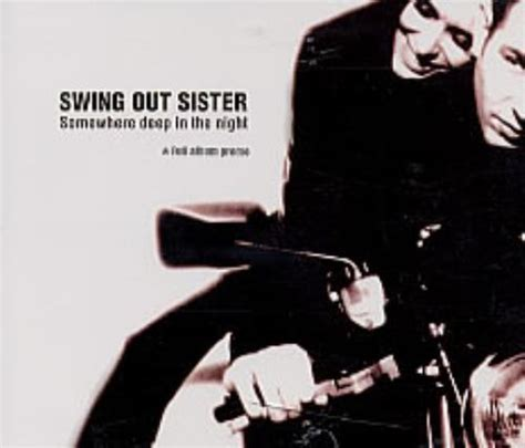 swing out sister somewhere deep in the night swing out sister somewhere deep in the night records lps