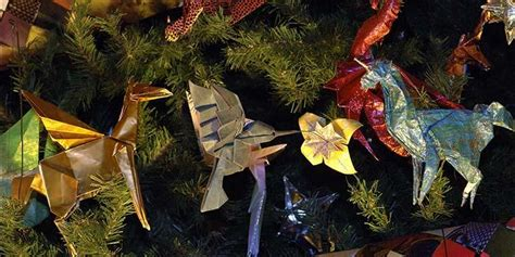 Origami Tree Nyc - origami at the american museum of history