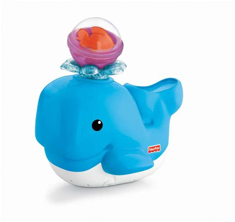 fisher price bathtub whale fisher price brilliant basics spray n bath whale toys