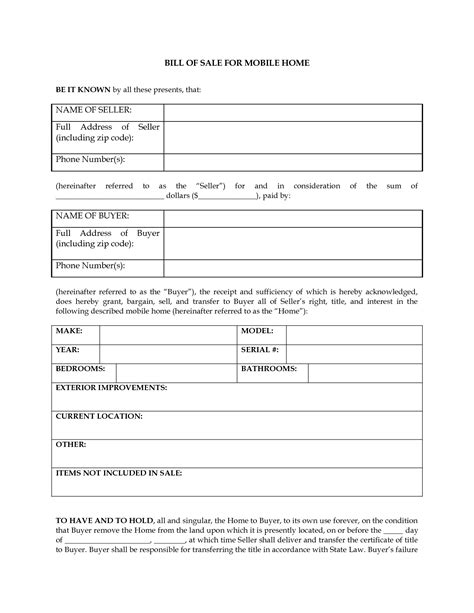 boat act of donation trailer bill of sale florida free download aashe