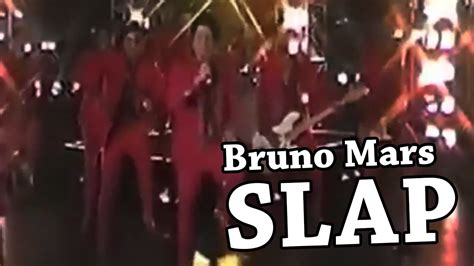 Dick Slap Meme - bruno mars slap youtube