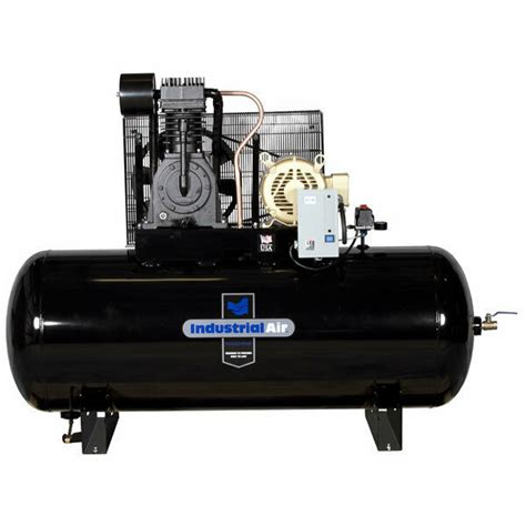 industrial air  hp  gallon  stage air compressor   phase ebay