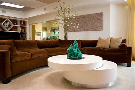 Decorate Living Room decorating with rocks and minerals