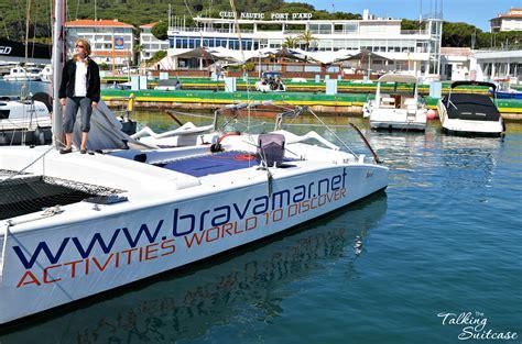 catamaran costa brava things to do with kids in costa brava spain