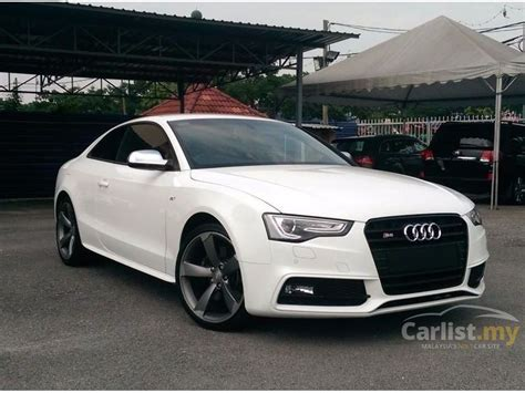 Audi S5 2012 For Sale by Audi S5 2012 Tfsi Quattro 3 0 In Kuala Lumpur Automatic