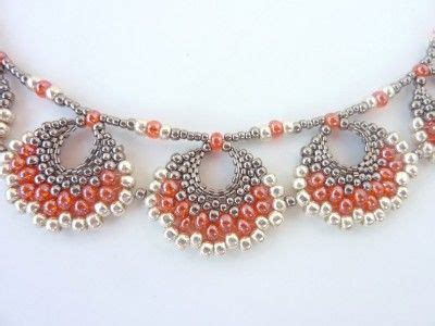 seed bead necklace patterns for beginners 1326 best images about beaded necklace on bead