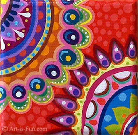simple pattern to paint patterns in art how to add abstract patterns to your