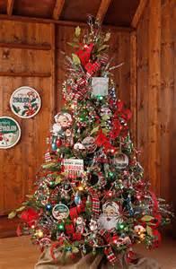 arboles de navidad decorados 2017 2018 80 fotos y tendencias