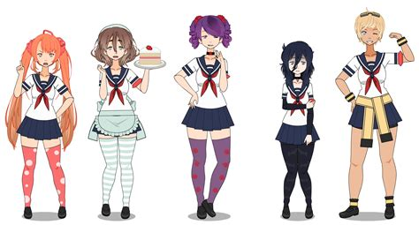 Yandere Simulator Rivals Part 1 By Gayger B0mbastic On