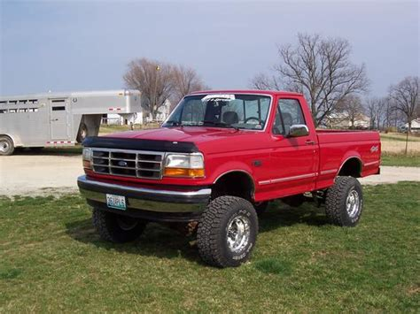 1994 ford f150 lifted 1994 f250 diesel front bumper diagram autos post