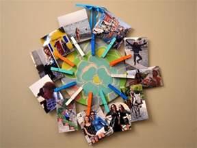 Wohnwand Ideen Selber Machen Fotocollage Selber Machen 55 Ideen Zum Basteln