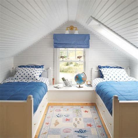 kids room furniture ideas  bedrooms  sloped ceiling