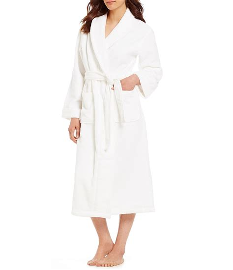 cabernet terry wrap robe dillards