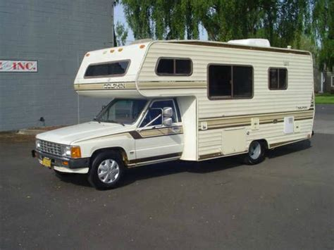 toyota dolphin motorhome 1986 toyota dolphin rv for sale