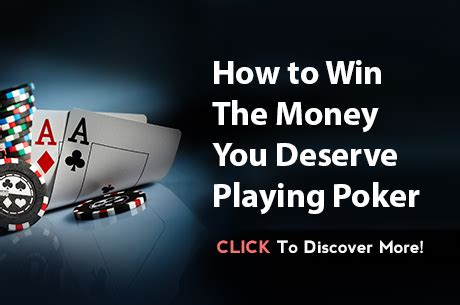 How To Win Money At Poker - poker strategy learn poker pokernews