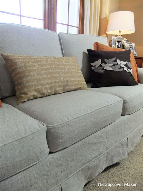 sectional couch slip cover 17 best ideas about slipcovers for sofas on pinterest