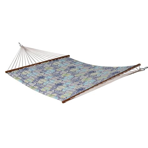 Quilted Hammock Vivere Hammocks Qfab2 Reversible Quilted Fabric Hammock
