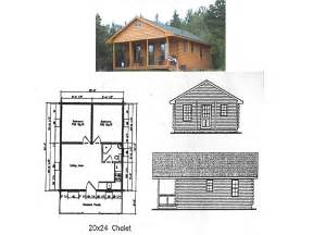 Chalet Floor Plan Floor Plans Cedar Log Chalet Units 1 9 Inclusive