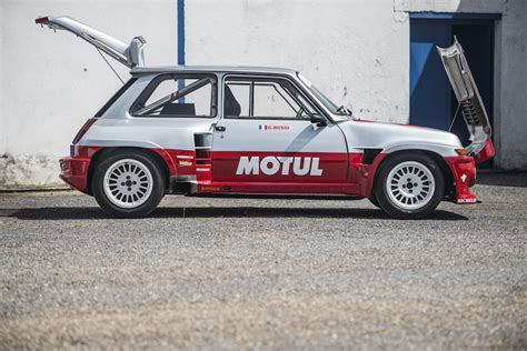 renault 5 turbo racing 1986 renault 5 maxi turbo