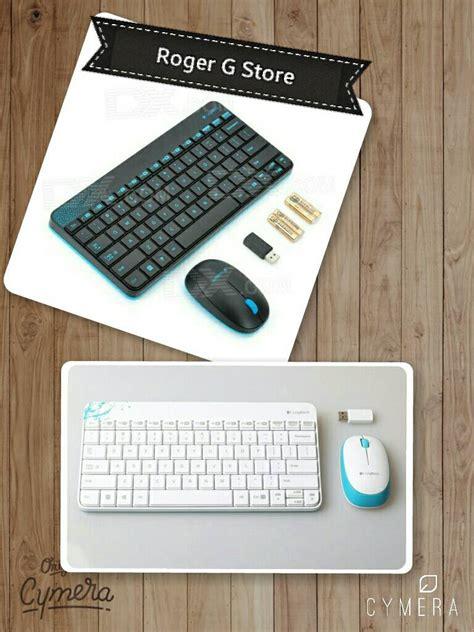 Logitech Wireless Combo Mk240 Keyboard Mouse jual logitech mk240 mini wireless keyboard and mouse combo