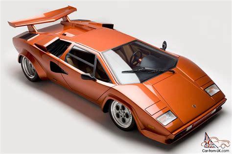 Lamborghini Countach Replica Replica Kit Makes Lamborghini Countach