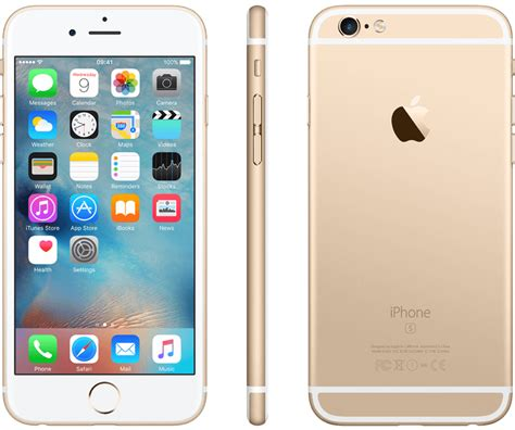 apple iphone 6s deals plans and specs bt