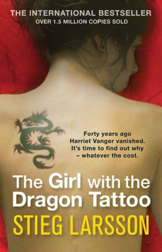Dragon Tattoo Larsson | between the lines book reviews the girl with the dragon