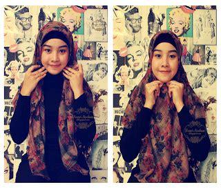 tutorial hijab pesta dewi neelam hijabers tutorial sakinah hijab tutorial 1 basic