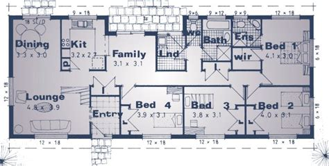 australian homestead floor plans 4 bedroom homestead house design colional australian kit