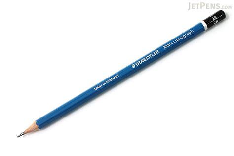 Pensil Hb staedtler mars lumograph graphite pencil 2b jetpens