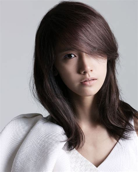 Yoona Hairstyle by Trend Fashion Yoona Snsd Hairstyle
