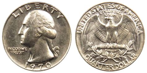 1970 washington quarters clad composition value and prices