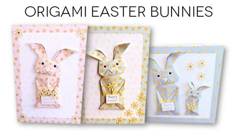 How To Make A Origami Easter Bunny - card dvd origami collection featuring shirts