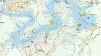 lake travis map more maps