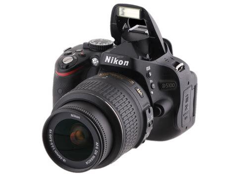 nikon d5100 promo陋ie aparat foto nikon d5100 cu obiectiv cadou de la