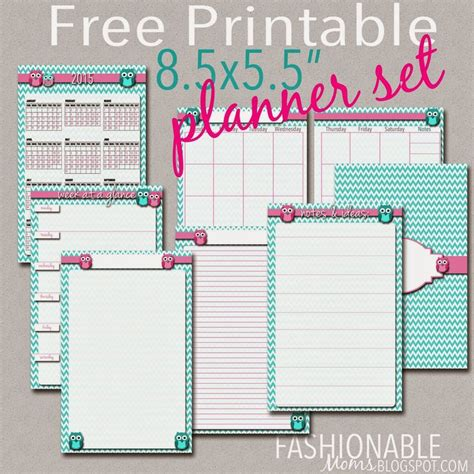 printable weekly calendar for moms 20 best ideas about mini binder on pinterest binder