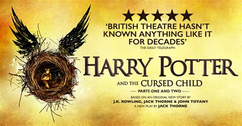 ticket information harry potter   cursed child london