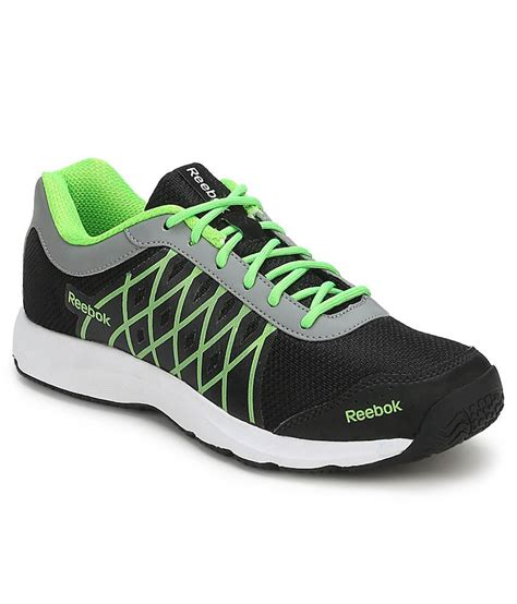 sports shoes reebok reebok black sport shoes price in india buy reebok black